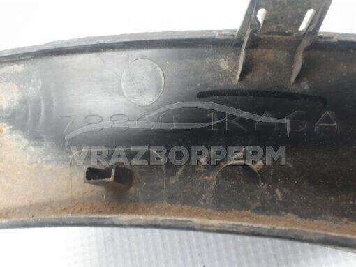 Накладка крыла (расширитель) задн. прав. Nissan Juke (F15) 2011>  788601KA6A б/у