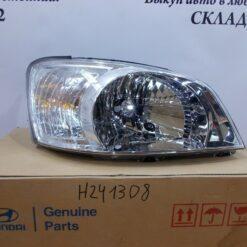 Фара правая перед. Hyundai Getz 2002-2010  921201C010