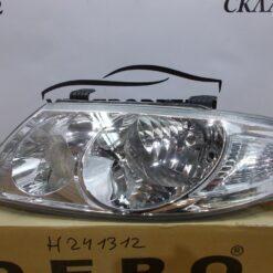 Фара левая перед. Nissan Almera Classic (B10) 2006-2013 21511B7LLDEMN 2606095F0A, 2606095F0B