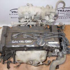 Двигатель (ДВС) Hyundai Getz 2002-2010   б/у 1