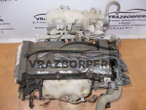 Двигатель (ДВС) Hyundai Getz 2002-2010   б/у