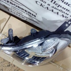Фара левая перед. Nissan Almera (G15) 2013>  260604AA0A 2