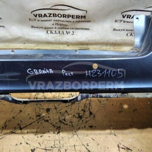 Бампер задний VAZ Lada Granta 2011>  21910280401511