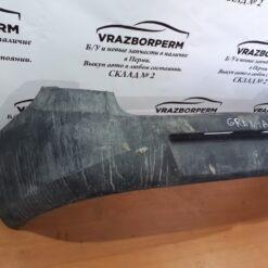 Бампер задний VAZ Lada Granta 2011> 2190280401500 б/у 1