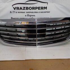 Решетка радиатора Mercedes Benz класса S W222 2013>  2228800483  б/у