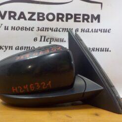 Зеркало правое BMW X5 E70 2007-2013  51167179642, 51167180726, 51167298158, 51167174980 б/у