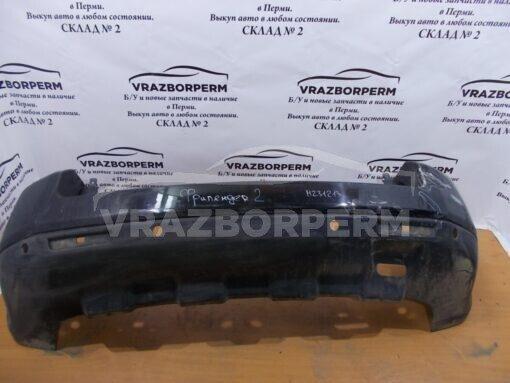 Бампер задний Land Rover Freelander 2 2007-2014 6H5217775B LR003083, LR025844 б/у