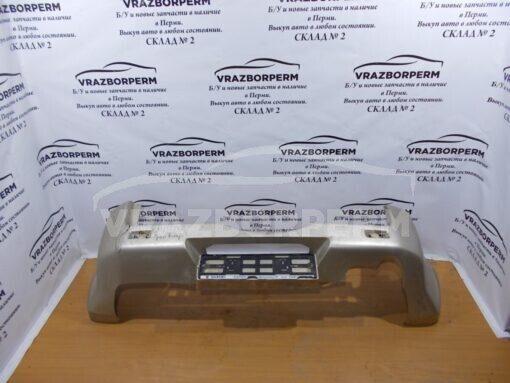 Бампер задний Suzuki Grand Vitara 2005-2015 7181177K10 7181177K10799