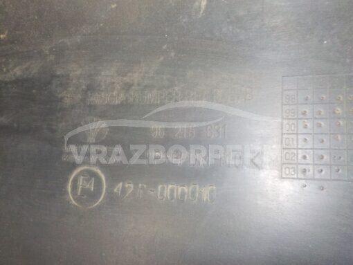 Бампер задний ZAZ Chance 2009-2014  96215631, TF48Y02804016 б/у