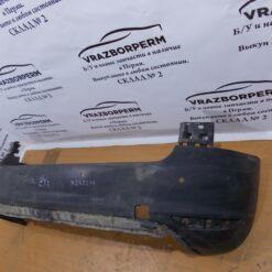 Бампер задний Skoda Yeti 2009> 5L6807421 5L6807421A9B9, 5L68074219B9 б/у 4