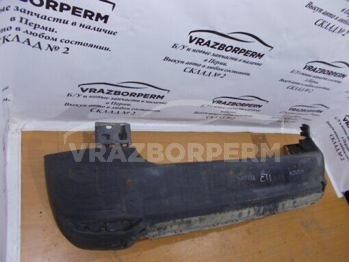 Бампер задний Skoda Yeti 2009> 5L6807421 5L6807421A9B9, 5L68074219B9 б/у