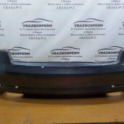 Бампер задний Skoda Octavia (A5 1Z-) 2004-2013 1ZU807421 1Z5807417 б/у