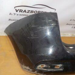 Бампер задний VAZ Lada Largus 2011>  8450000256 б/у 1
