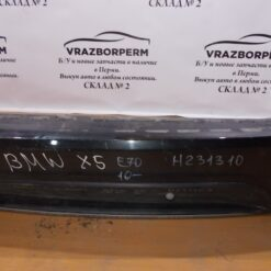 Бампер задний BMW X5 E70 2007-2013 51127227763 51127227787 8