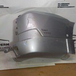 Бампер задний правая часть (уголок) Mitsubishi Pajero/Montero IV (V8, V9) 2007>  6410A292 б/у