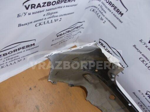 Бампер задний Mazda Mazda 3 (BM) 2013-2016 BHN950221 BHN950221B8N, BHN950221BBB б/у