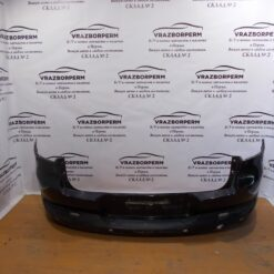 Бампер задний Volkswagen Tiguan 2011-2016 5NU805421 5N0807421, 5N0807421GRU, 5N0807421GGRU б/у