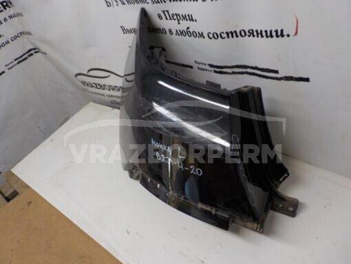 Бампер задний левая часть (уголок) Opel Mokka 2012>  95352037 б/у