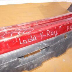 Бампер задний VAZ LADA X-RAY 2016> 850220699R 850220699R124 б/у 3