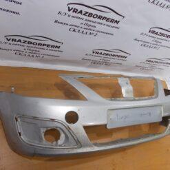 Бампер передний VAZ Lada Largus 2011> 8450000245 б/у 2