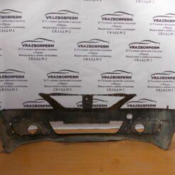 Бампер передний VAZ Lada Largus 2011> 8450000245 б/у 5