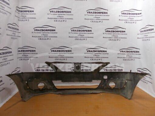 Бампер передний VAZ Lada Largus 2011>  8450000245 б/у