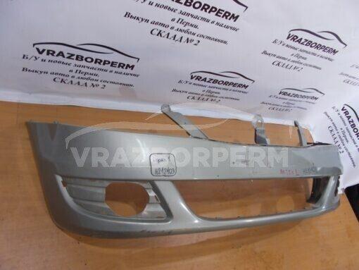 Бампер передний Renault Logan 2005-2014  8200785044 б/у