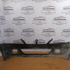 Бампер передний Renault Logan 2005-2014  8200785044 б/у 5