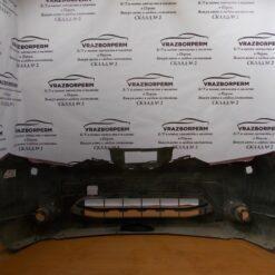 Бампер передний Nissan Qashqai (J11) 2014> 620224EA0H б/у 5