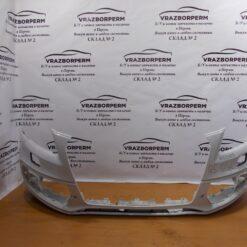 Бампер передний Audi Q5 [8R] 2008-2017 8R0807437ABSRA, 8R0807437ACSRA, 8R0807437AB 8R0807105EGRU, 8R0807105DGRU, 8R0807105, 8R0807105E б/у