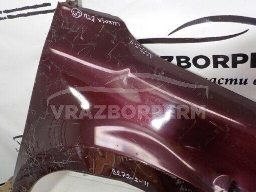 Крыло переднее правое Skoda Yeti 2009>  5L0821022 б/у