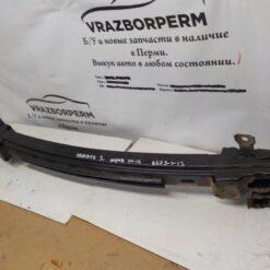 Усилитель переднего бампера Hyundai Santa Fe (CM) 2006-2012  865302B010 б/у 3
