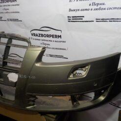 Бампер передний Audi A6 [C6,4F] 2004-2011 4F0807437E б/у 1