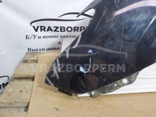 Крыло переднее левое Hyundai i30 2007-2012  663112L030 б/у