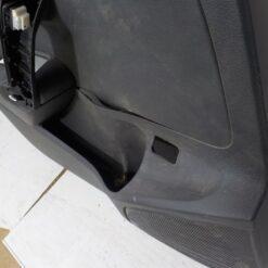 Обшивка двери передней левой (дверная карта) Volkswagen Polo (Sed RUS) 2011> 6RU867011E82V б/у 1