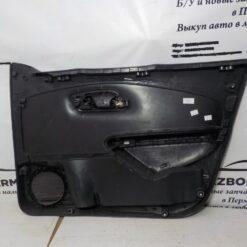 Обшивка двери передней левой (дверная карта) Volkswagen Polo (Sed RUS) 2011> 6RU867011E82V б/у 3