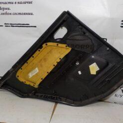 Обшивка двери задней правой (дверная карта) Ford Fusion 2002-2012 б/у 1