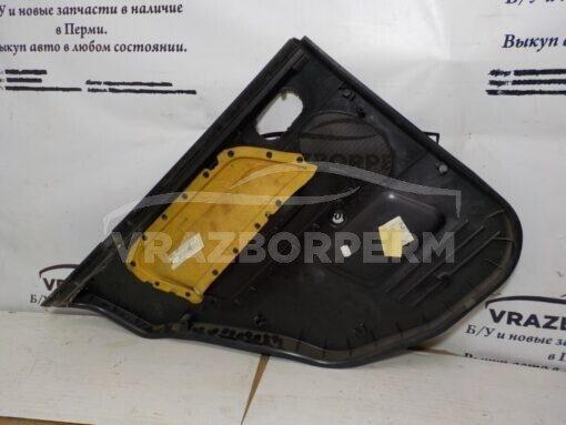 Обшивка двери задней правой (дверная карта) Ford Fusion 2002-2012   б/у