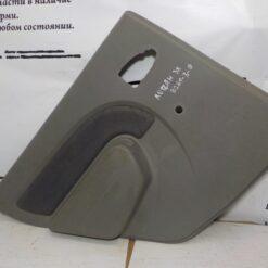 Обшивка двери задней левой (дверная карта) Renault Logan 2005-2014   б/у