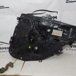 Стеклоподъемник механ. задний правый Ford Fusion 2002-2012  1528042 б/у