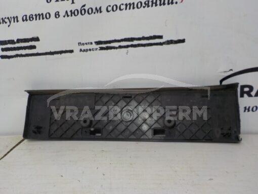 Накладка бампера переднего (под номер) Toyota RAV 4 2006-2013  5211442090 б/у