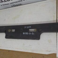 Накладка бампера переднего (под номер) Toyota Land Cruiser (200) 2008>   5211460050 б/у