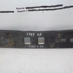 Накладка бампера переднего (под номер) Chevrolet Cruze 2009-2016  95333821 б/у