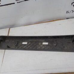 Накладка бампера переднего (под номер) Toyota Land Cruiser (150)-Prado 2009> 5211460210 б/у 1