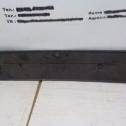 Накладка бампера переднего (под номер) Mercedes Benz W218 CLS 2011> A2188850081 б/у 1