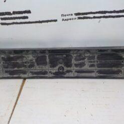 Накладка бампера переднего (под номер) Chevrolet Lanos 2004-2010 96226169 б/у 1