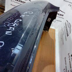 Бампер задний Volkswagen Polo (Sed RUS) 2011> 6RU807421 6RU807421GRU, 6RU807421BGRU б/у 4