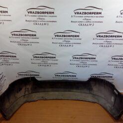Бампер задний Volkswagen Polo (Sed RUS) 2011> 6RU807421 6RU807421GRU, 6RU807421BGRU б/у 5