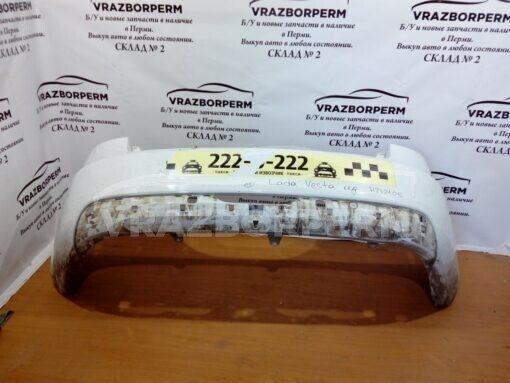 Бампер задний VAZ LADA VESTA 2015>  8450006699 б/у