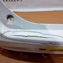 Бампер задний VAZ LADA VESTA 2015> 8450006699 б/у 2